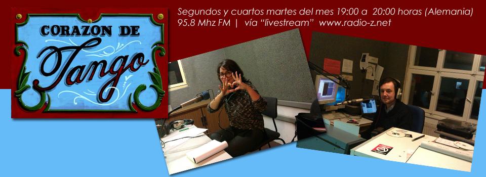 Radio: Corazón de Tango