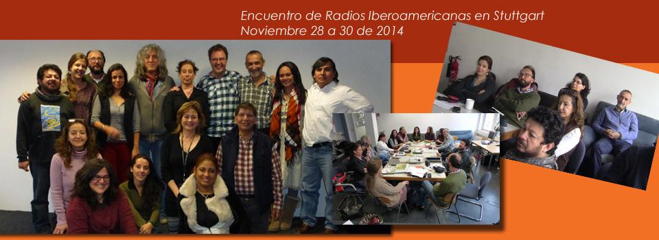 Alemania: Encuentro de radios iberoamericanas
