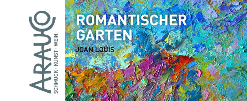 Vernissage Eröffnung der Ausstellung: Romantischer Garten