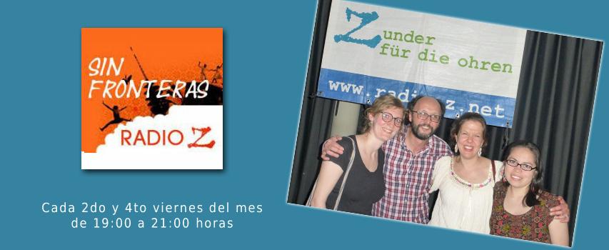 RADIO: Sin Fronteras