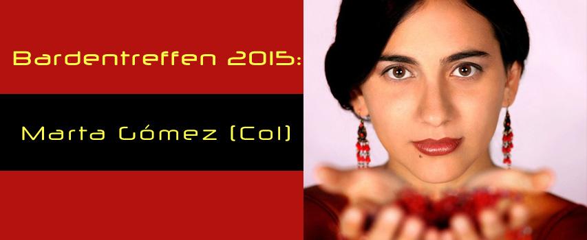Konzert: Marta Gómez (COL)