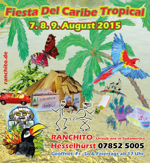 Fiesta Del Caribe Tropical