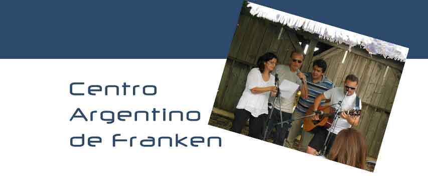 Encuentros: Centro Argentino de Franken