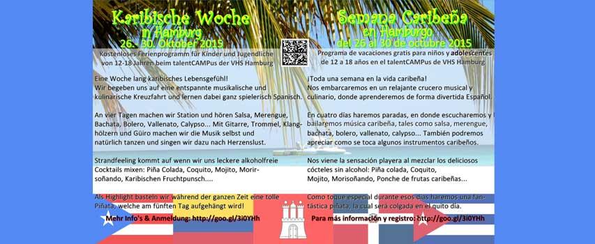 Semana Caribeña en Hamburgo / Karibische Woche in Hamburg