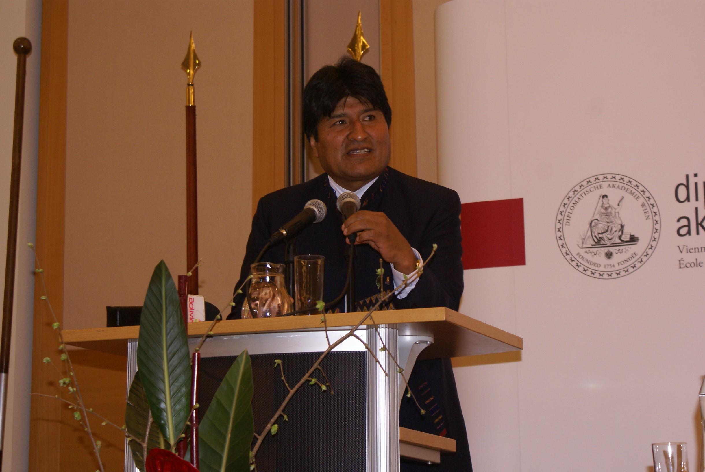 Das neue Bolivien – Evo Morales und seine demokratische Revolution