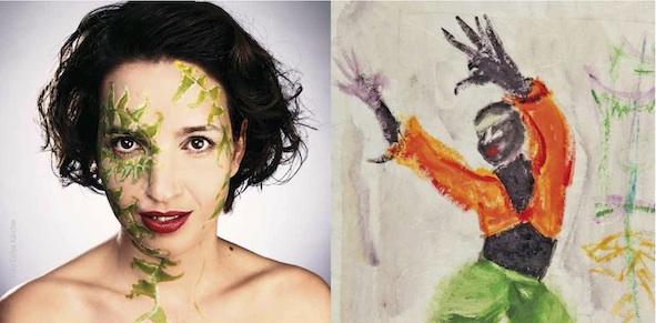 Konzert: Yara Linss – Ausstellung: Ileana Dimitriu