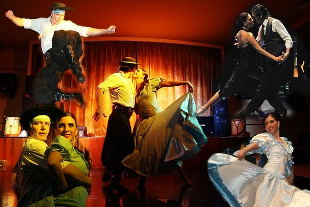 Fiesta Argentina – Musik-und Tanztheater aus Argentinien
