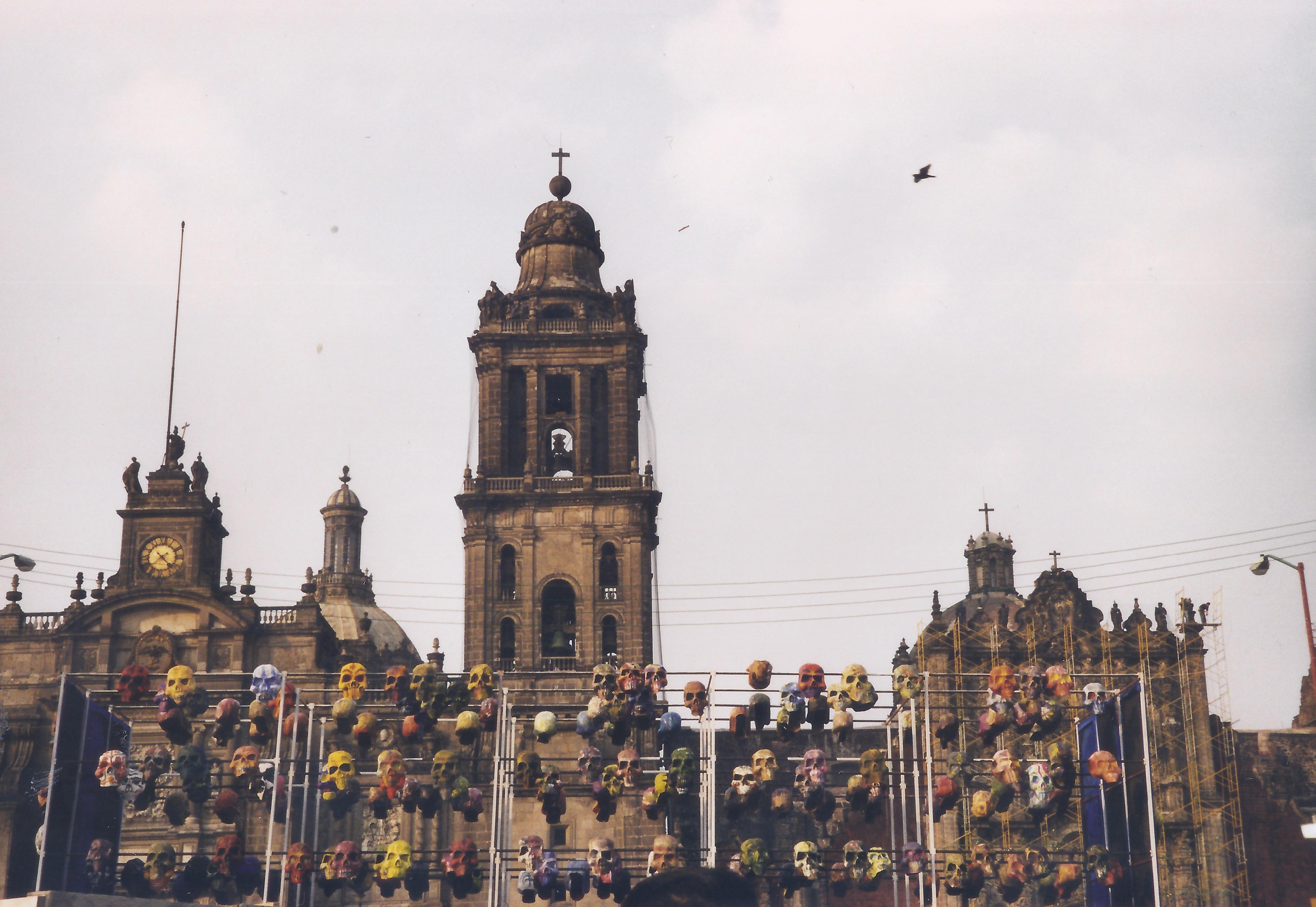 Mexiko – Freihandelsdrehscheibe zwischen der Europäischen Union und USA