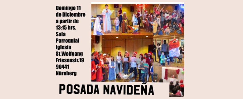Posada Navideña – Asociación de Habla Hispana