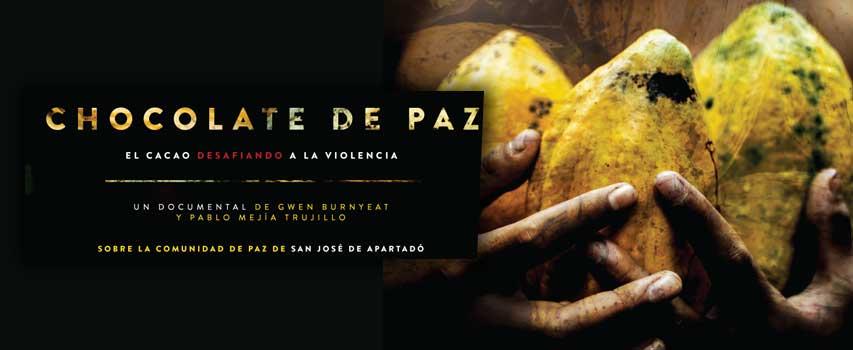 """Filmvorführung: """"Chocolate de Paz"""" und Diskussion"""