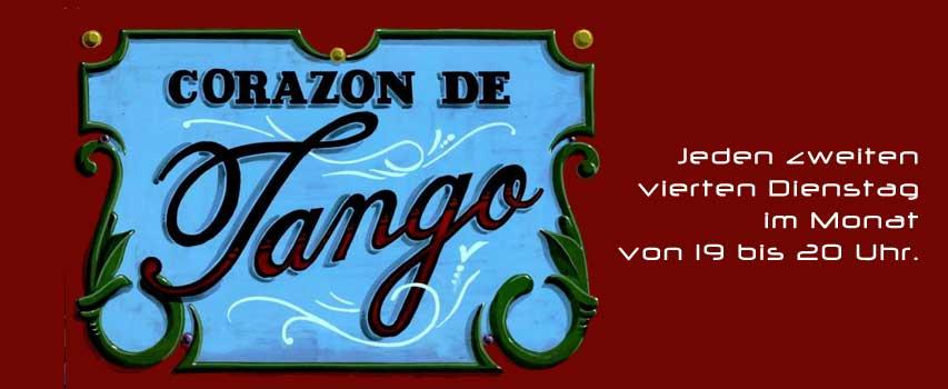Corazón de Tango – Tango Argentino und Electrotango auf Radio Z 95,8 MHz
