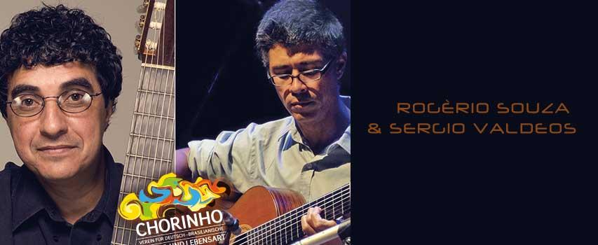 Konzert Rogério Souza & Sergio Valdeos