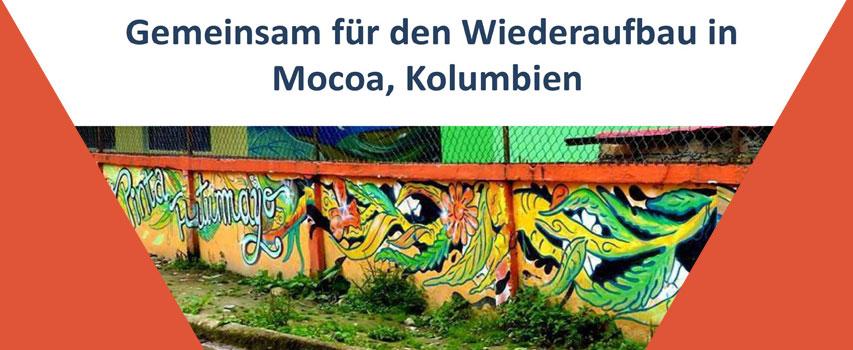 Open Air – Gemeinsam für Mocoa, Kolumbien
