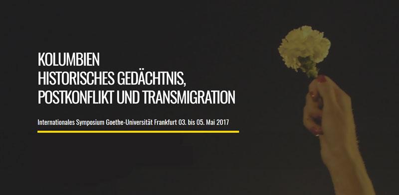 Internationales Symposium: Historisches Gedächtnis, Postkonflikt und Trans/Migration