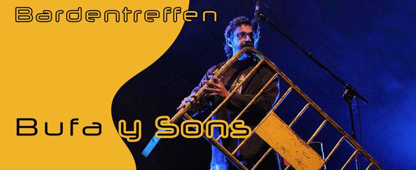 Bardentreffen: Bufa y Sons (ESP)