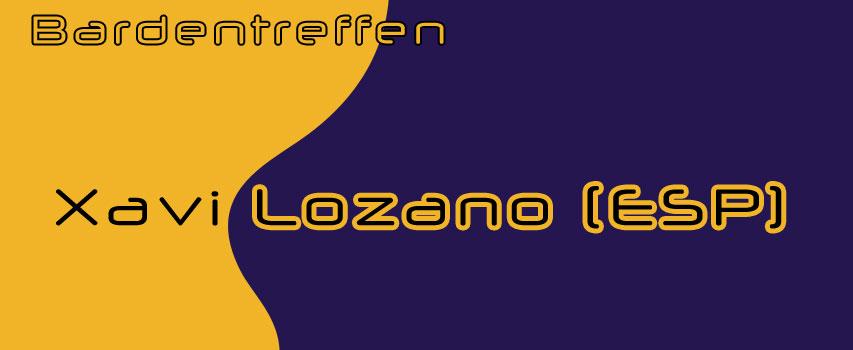 Bardentreffen: Xavi Lozano (ESP)