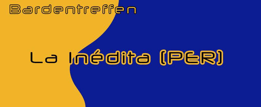 Bardentreffen: La Inédita (PER)