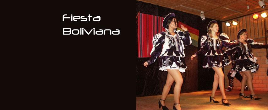 Fiesta Boliviana