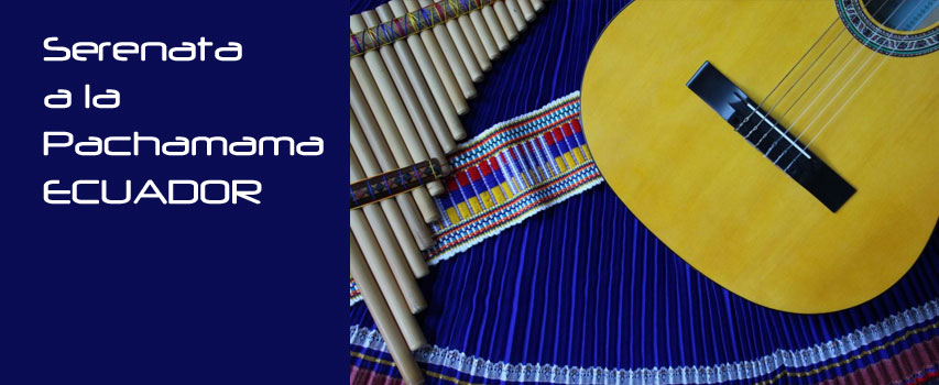 Serenata a la Pachamama ECUADOR