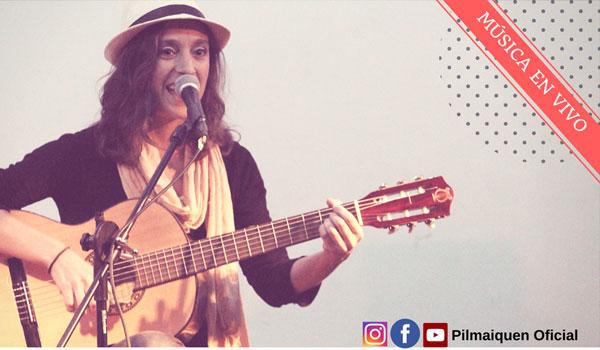Folklore argentino y latinoamericano con Pilmaiquén en vivo