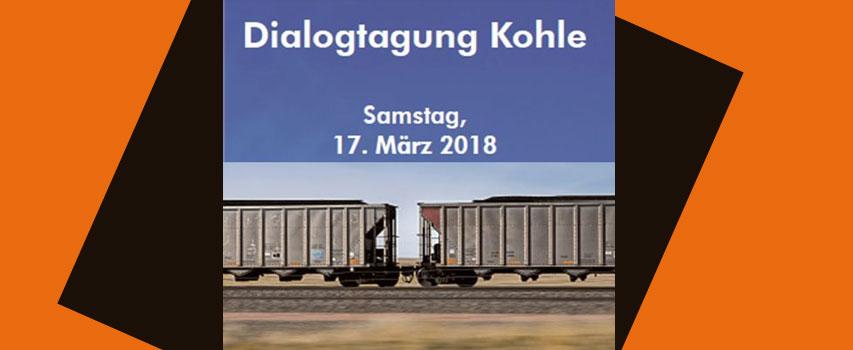 """Dialogtagung """"Kohle"""""""