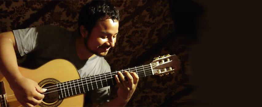 Musik der Anden: Rolando Carrasco Segovia