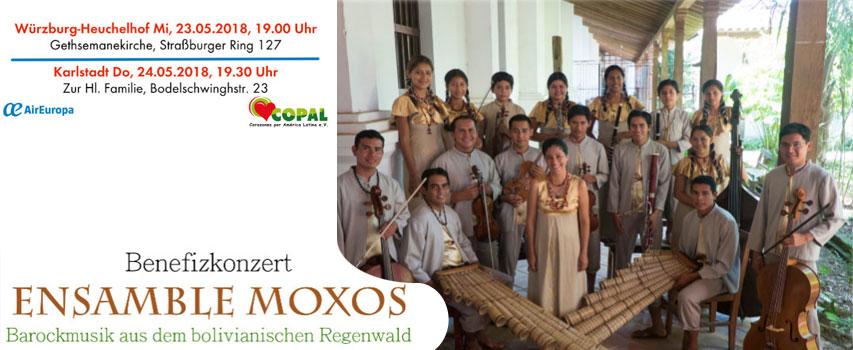 """Pasión Moxos"" – Barockmusik aus dem bolivianischen Regenwald"