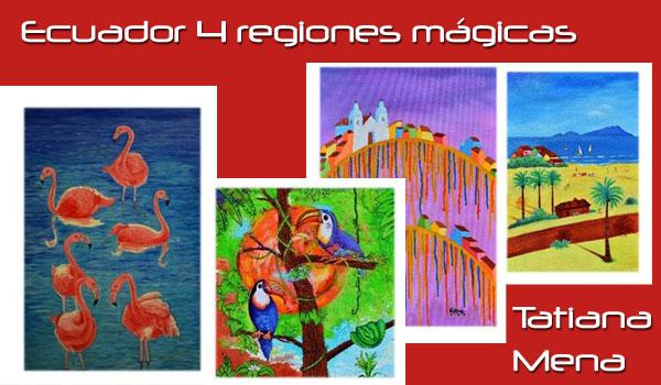 Ausstellung: Ecuador 4 regiones mágicas