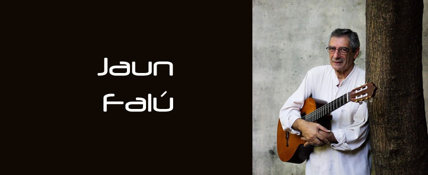 """Konzert: Juan Falú """"Meister der argentinischen Gitarre"""" Ein Große in eine Kleiner Stadt"""