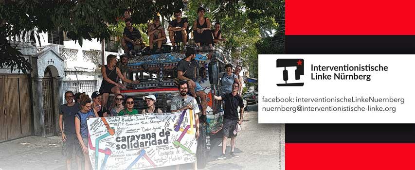 Kein Friede nirgendwo Soziale Kämpfe in Kolumbien