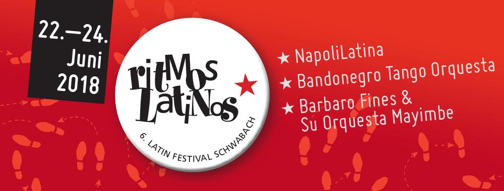 NapoliLatina – Ritmos Latinos 2018