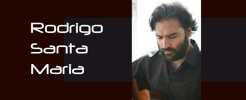 Konzert Live Musik von Rodrigo Santa