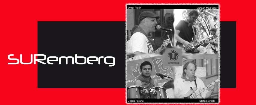 Konzert: SURermberg en Festa do Pulpo
