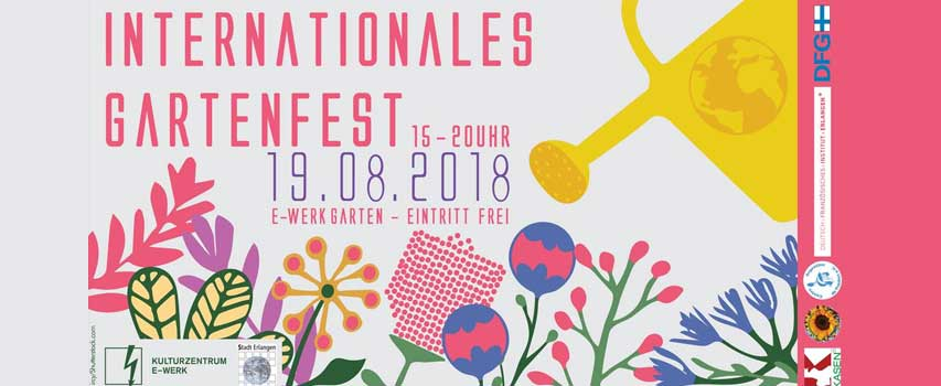 Internationales Gartenfest
