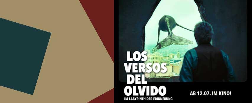 Kino: LOS VERSOS DEL OLVIDO