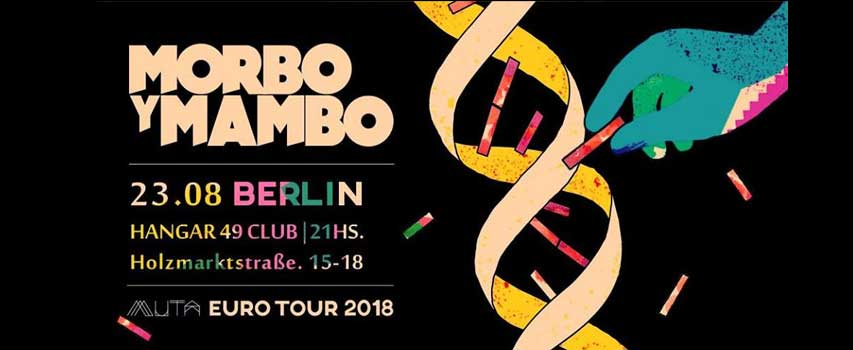 Morbo y Mambo (ARG) Banda en Concierto