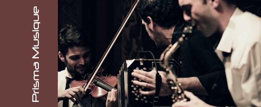Tango: Prisma Musique