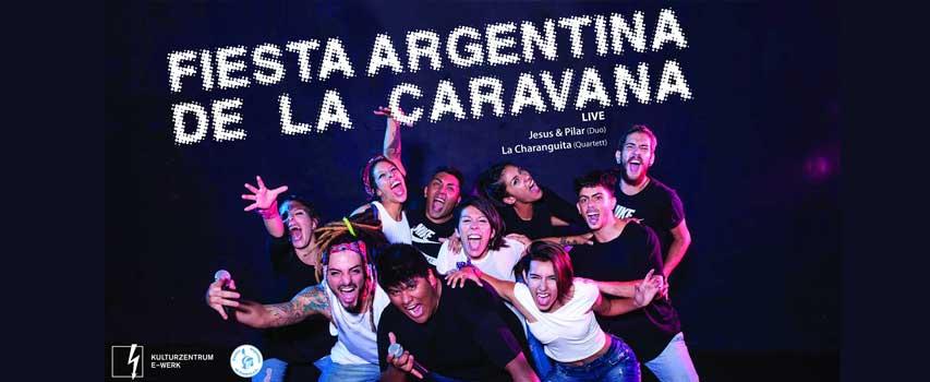 Fiesta Argentina de la Caravana