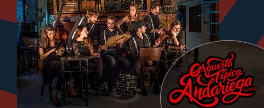 Konzert: Orquesta Tipica Andariega