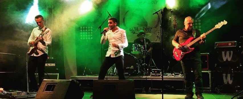 Konzert: Alberto Manjarrés