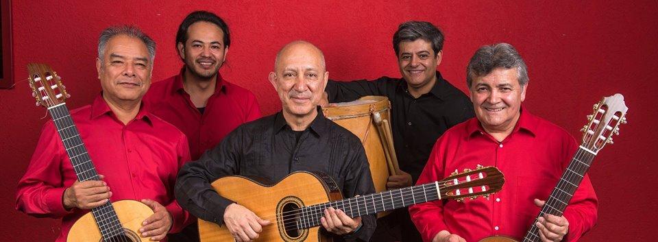 Südamerikanischer Folklore vom Feinsten – Folkloresiendo