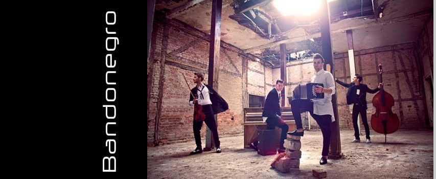 Una noche especial de Tango – eine besondere Tangonacht mit Bandonegro Tangoorquesta