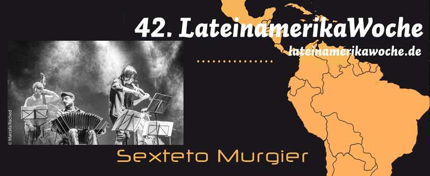 Konzert: Sexteto Murgier