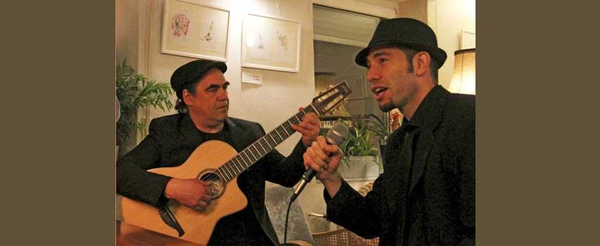Tango-Konzert mit Chamuyando Bajito