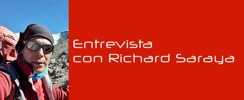 Richard Saraya – Entrevista