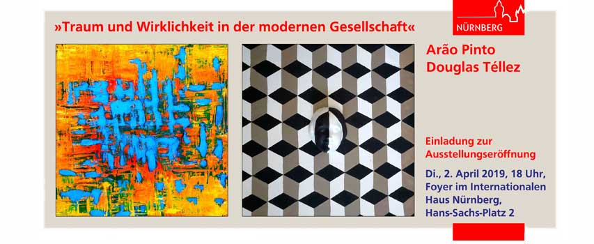 """Ausstellung """"Traum und Wirklichkeit in der modernen Gesellschaft"""""""