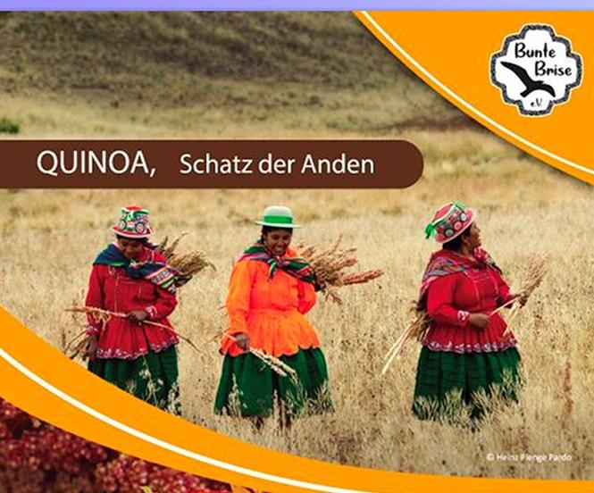 Quinoa: Schatz der Anden