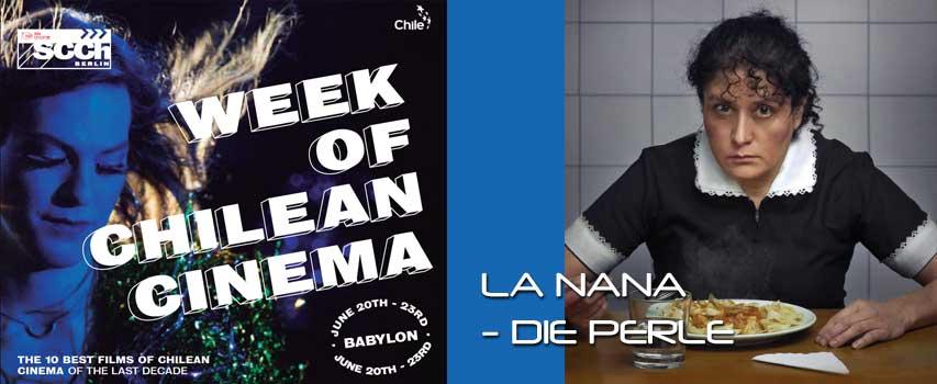 Kino: LA NANA – DIE PERLE