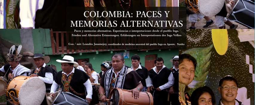 Colombia: Paces y memorias alternativas
