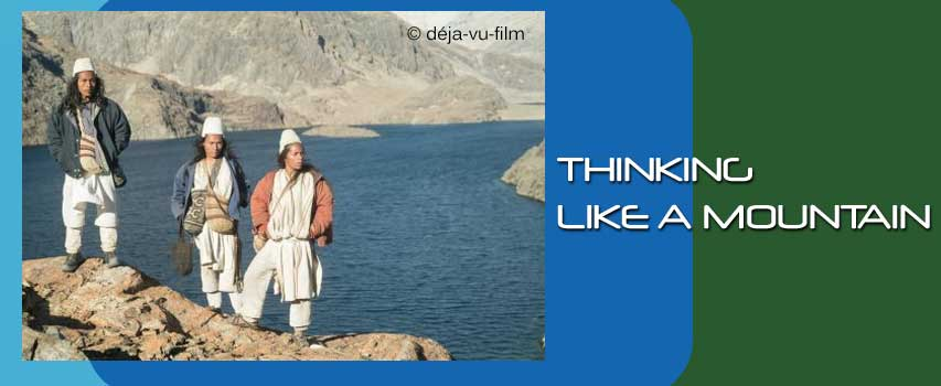 Kino: THINKING LIKE A MOUNTAIN